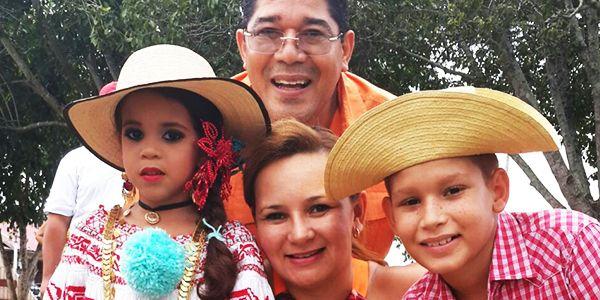 SEMBLANZA DE LOS ABANDERADOS: LA FAMILIA CÓRDOBA COMBE