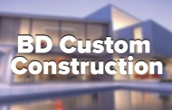 BD CUSTOM CONSTRUCTION