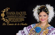 REINA NACIONAL DE LA POLLERA 2016