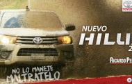 TEST DRIVE THE NEW HILUX 2016
