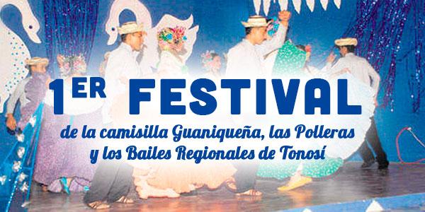 PRIMER FESTIVAL DE LA CAMISILLA DE TONOSÍ