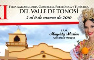 XI FERIA AGROPECUARIA DEL VALLE DE TONOSÍ 2016