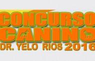 Concurso Canino Dr. Yelo Ríos 2016