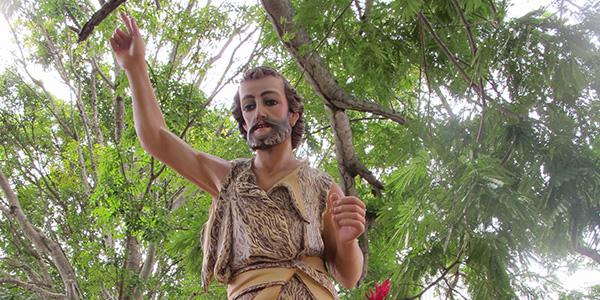 Programa Festivo de San Juan Bautista 2016