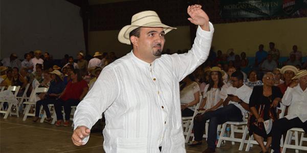 Programa Concurso Nacional de la Camisilla y el Sombrero 2016