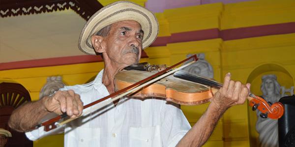 XXXVII Concurso Nacional de Violines