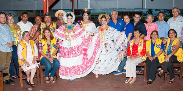 Festival Nacional de la Pollera 2016