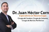 DR. JUAN HÉCTOR CORREA – NEUROCIRUJANO