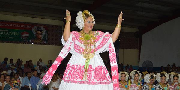 Tips para concursantes del Festival Nacional de la Pollera