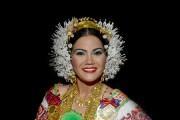Bianca Cedeño, Gana el Festival Nacional de la Pollera