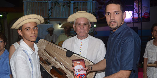 Ganador de la Categoría Medallista