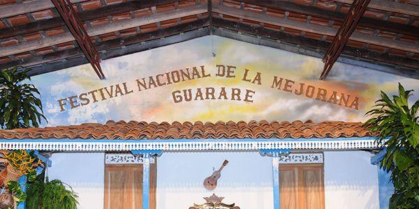 Bienvenidos al Festival Nacional de la Mejorana
