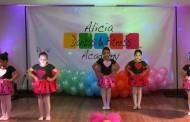 Presentación de la Academia Alicia Danzas