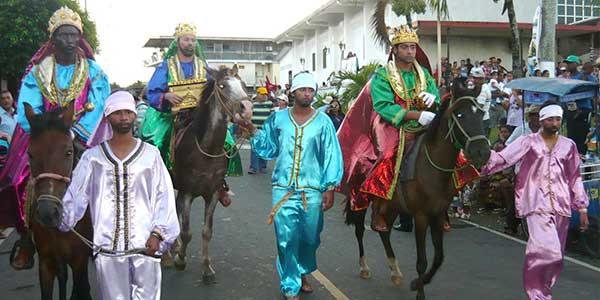 Fiesta de Reyes en Macaracas
