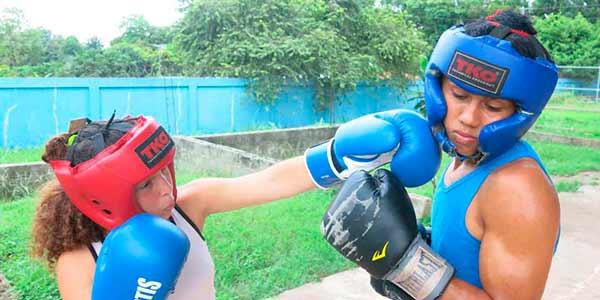 Velada de Boxeo en Pedasí