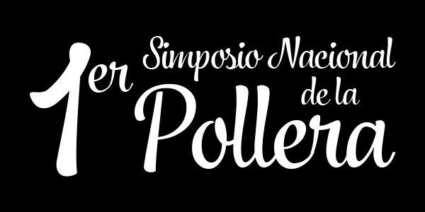 1 Simposio Nacional de la Pollera