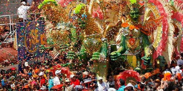 ¡ LLegó el Carnaval !