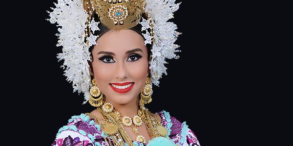 Reina de la XIII Feria Agropecuaria, Comercial, Folklórica y Turística del Valle de Tonosí