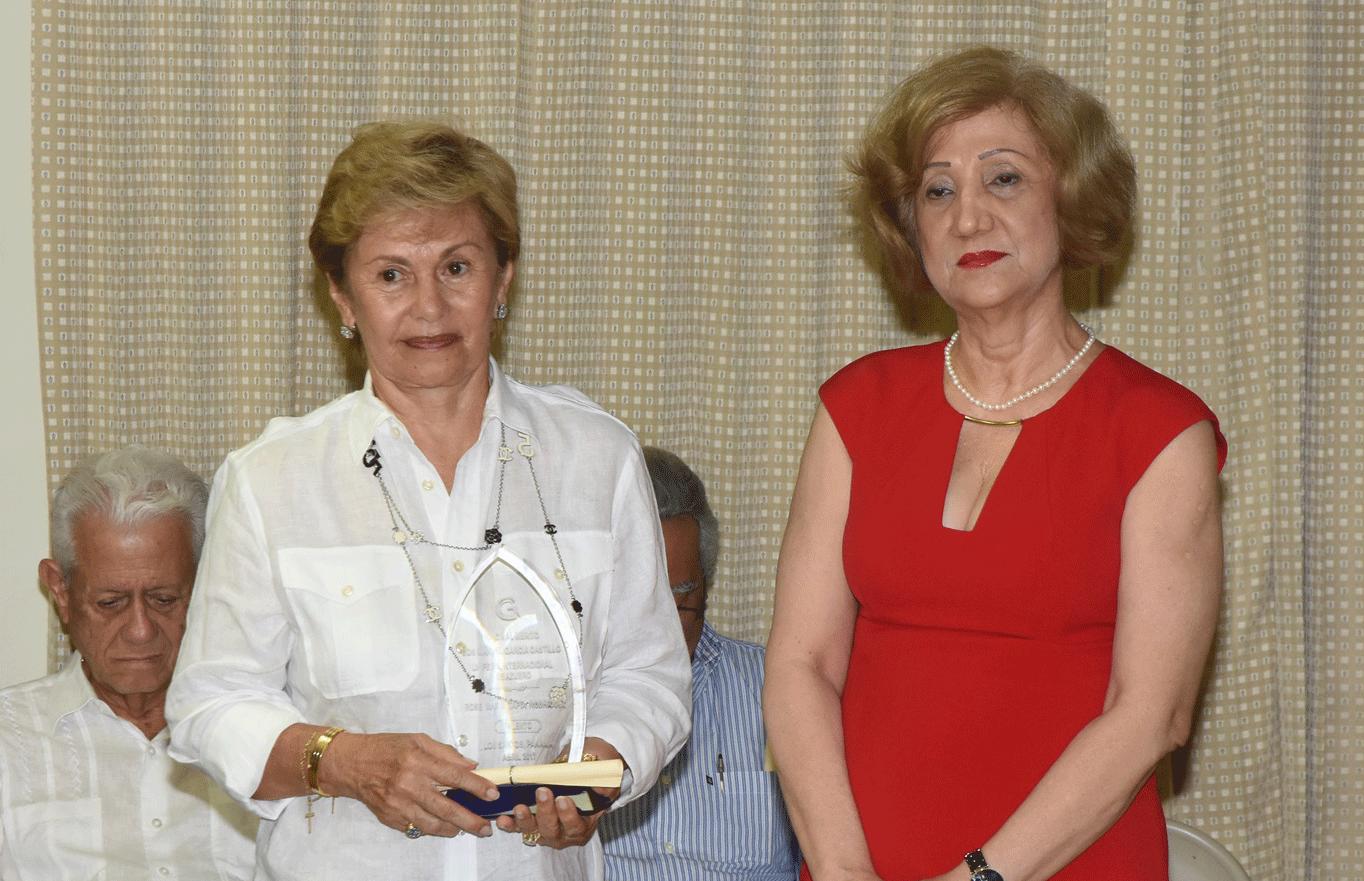 Premio al Talento – Rose Marie Tapia Rodríguez