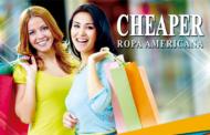 CHEAPER – Ropa Americana