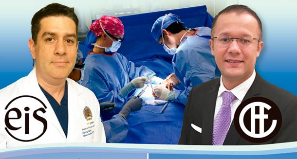 DR. EGNES IVÁNSANCHESZ Y DR. CARLOS H. ESPINO VILLARREAL