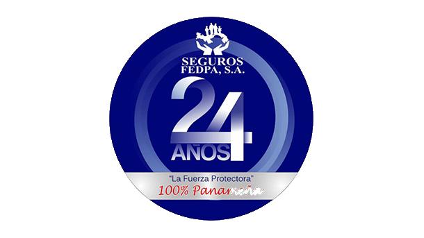 SEGUROS FEDPA CUMPLE 24 AÑOS