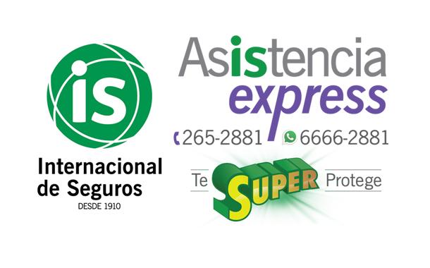Internacional de Seguros – Asistencia Express