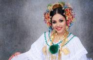 SM JESSIKA VICTORIA MELGAR VARGAS REINA DEL III FESTIVAL DE LA CAMISILLA GUANIQUEÑA, LAS POLLERAS Y LOS BAILES REGIONALES.  SRTA VALLE DE TONOSÍ  2017