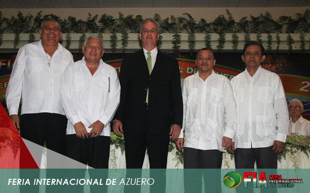 TOMA DE POSESIÓN DE LA JUNTA DIRECTIVA DE LA FERIA INTERNACIONAL DE AZUERO 2018.