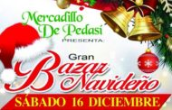 Bazar Navideño sábado 16 de diciembre