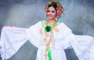 SM JESSIKA VICTORIA MELGAR VARGAS REINA DEL III FESTIVAL DE LA CAMISILLA GUANIQUEÑA, LAS POLLERAS Y LOS BAILES REGIONALES