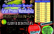 PROMO MUNDIALISTA – COOPERATIVA GLADY B DE DUCASA