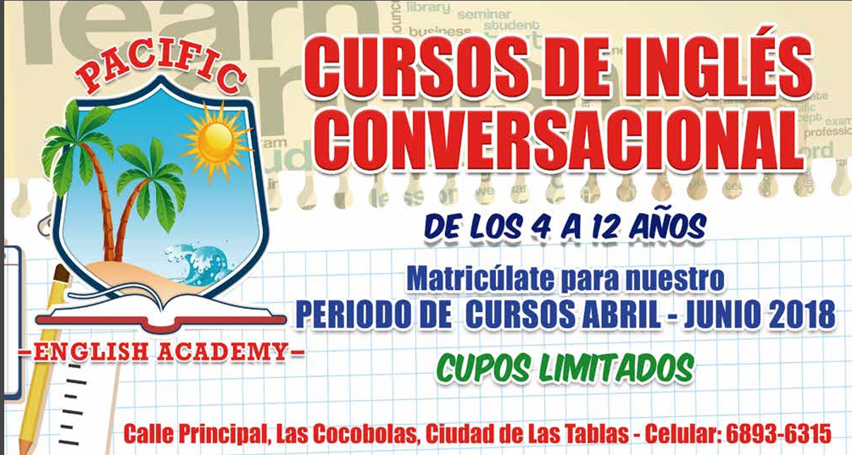 CURSOS DE INGLES CONVERSACIONAL