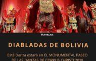 DIABLADAS DE BOLIVIA