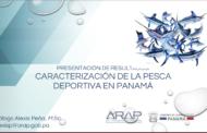 Caracterización Pesca Deportiva