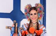 SRM LIBRADA CECILIA URRIOLA CARDONA REINA NACIONAL DE LA POLLERA 2018 REINA DIAMANTE