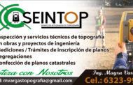 SERVICIOS INTEGRADOS DE TOPOGRAFIA