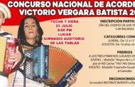 CONCURSO NACIONAL DE ACORDEONES VICTORIO VERGARA BATISTA 2018