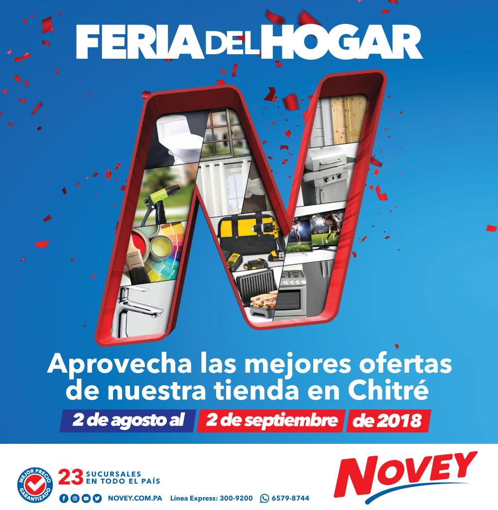 NOVEY – FERIA DE HOGAR