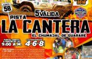 PISTA LA CANTERA – EL CHUMAJAL DE GUARARE