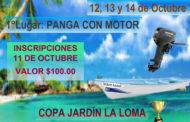 SEGUNDO TORNEO DE PESCA —  LA YEGUADA — POCRI — LOS SANTOS — PANAMA