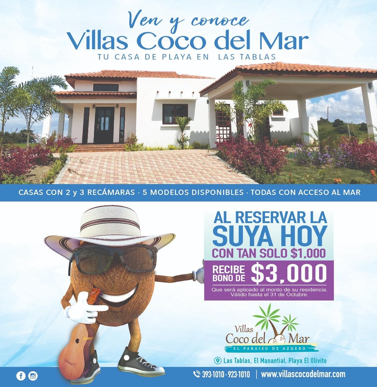 VILAS COCO DEL MAR