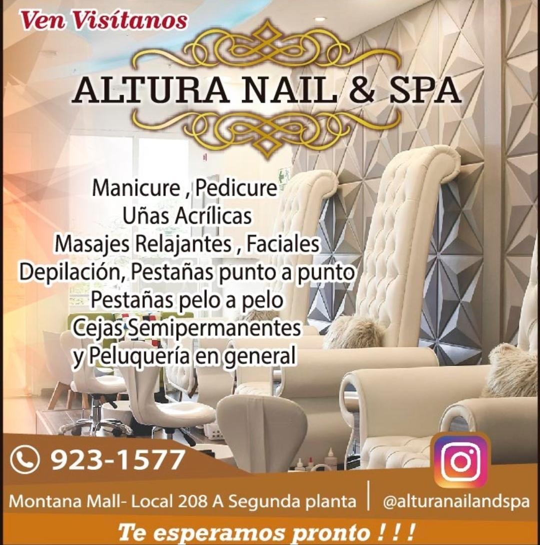 ALTURA NAIL & SPA