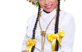 S.M. MÉLIDA ISABEL PÉREZ FRÍAS, SRTA. VALLE DE TONOSÍ Y REINA DEL IV FESTIVAL DE LA CAMISILLA GUANIQUEÑA, POLLERAS Y BAILES REGIONALES DE TONOSÍ -2018