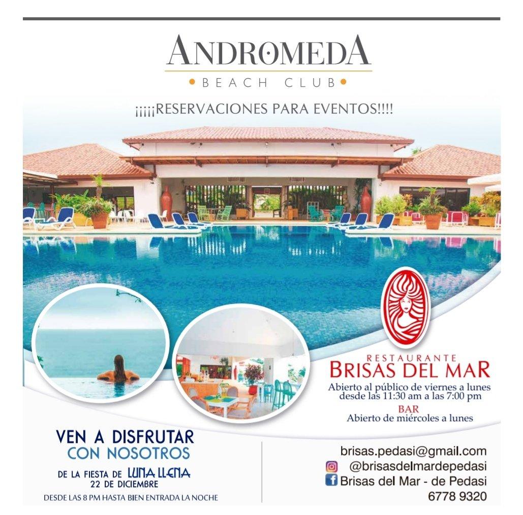 Andrómeda beach club