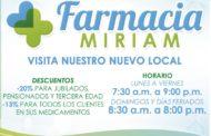 FARMACIA MIRIAM