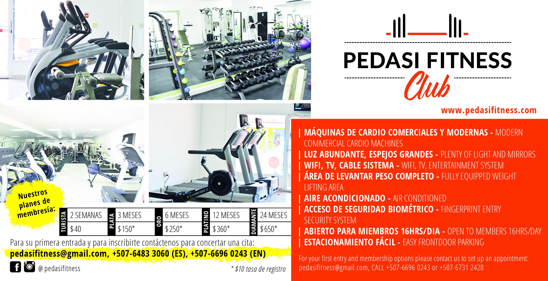 PEDASI FITNESS CLUB