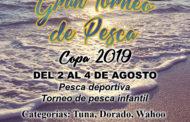 GRAN TORNEO DE PESCA 2019