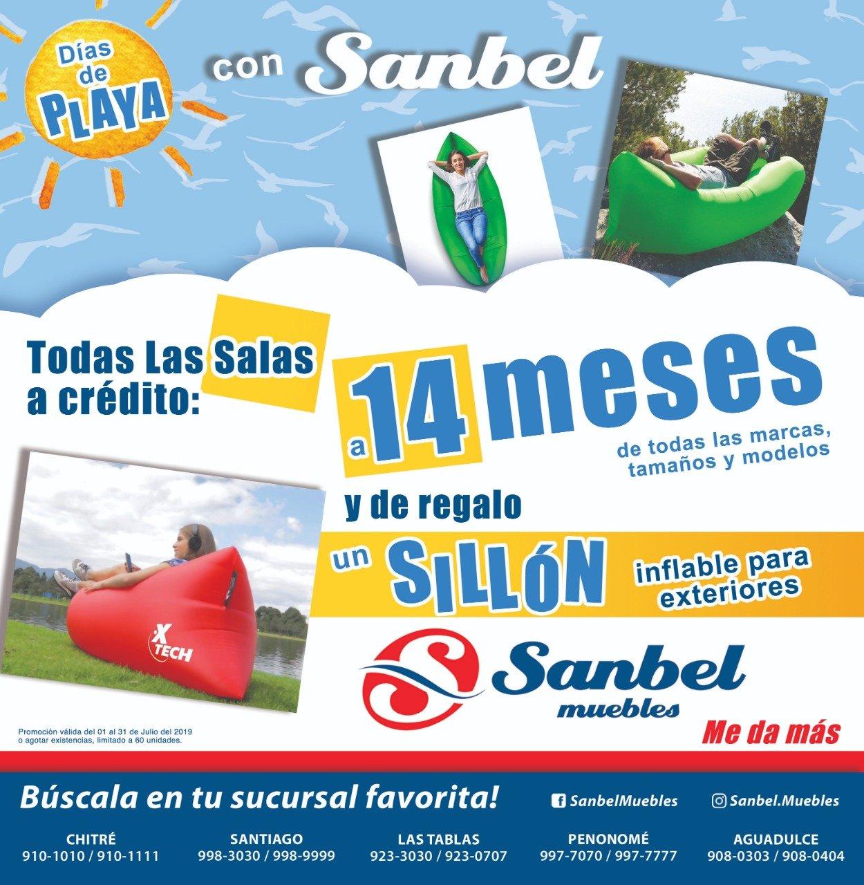 PROMOCIONES EE SANBEL