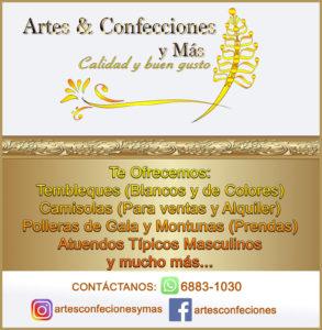 ARTES CONFECCIONES Y MAS